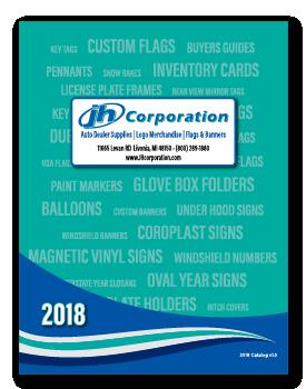 JH Corporation 2018 Catalog